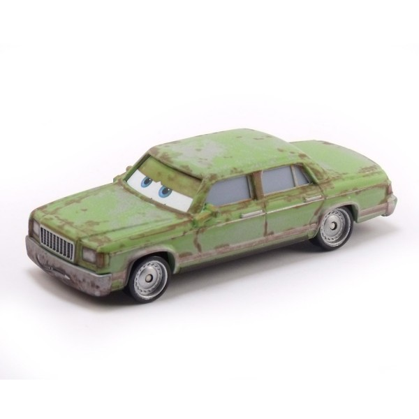 Voiture Cars : Jonathan Wrenchworths - Mattel-W1938-DLY70