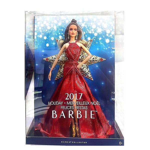 Barbie merveilleux noel robe rouge