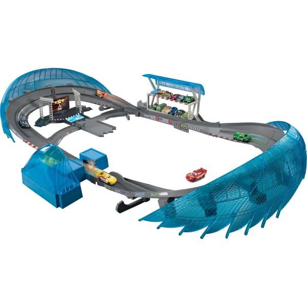 circuit de voitures cars 3 circuit florida jeux et. Black Bedroom Furniture Sets. Home Design Ideas