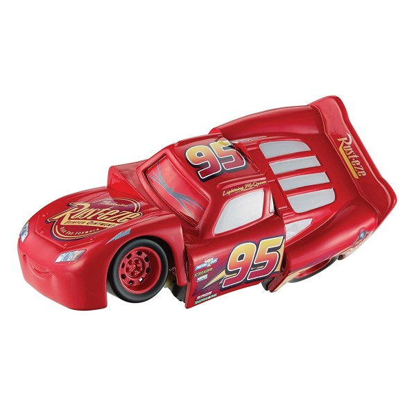 voiture cars 3 super crash flash mcqueen jeux et jouets mattel avenue des jeux. Black Bedroom Furniture Sets. Home Design Ideas