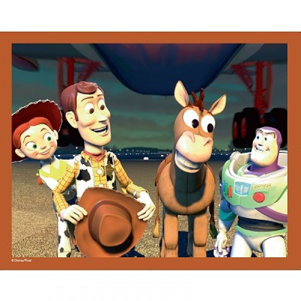 Puzzle 45 pièces - Toy Story - Hasbro-06847