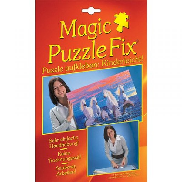 Colle Puzzle : Magic Puzzle Fix : Feuilles autocollantes - Mic-4001.0