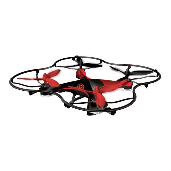 Drone radiocommandé 18 H rouge - Modelco-90275