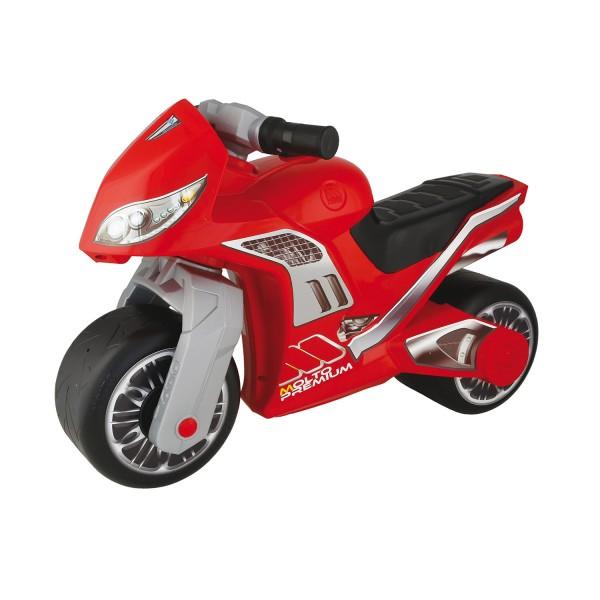 Moto A Pousser Jouet porteur moto cross premium rouge - jeux et jouets molto - avenue des