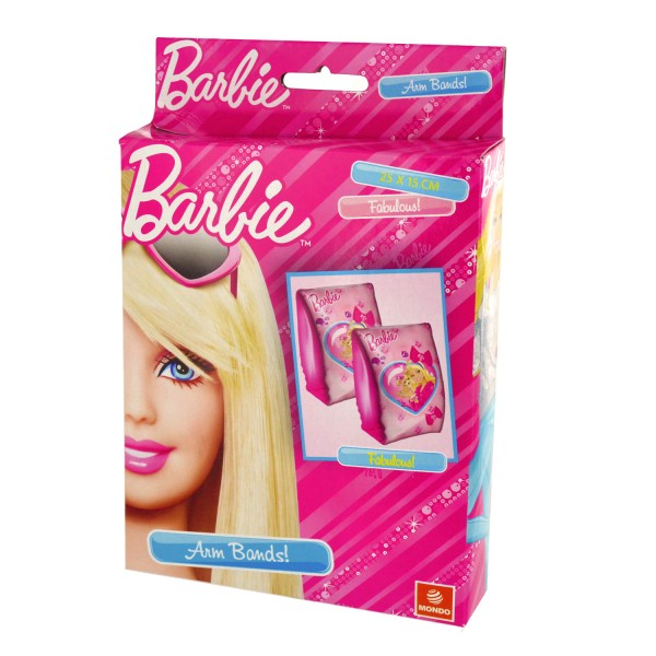 Brassards Barbie - Mondo-16215