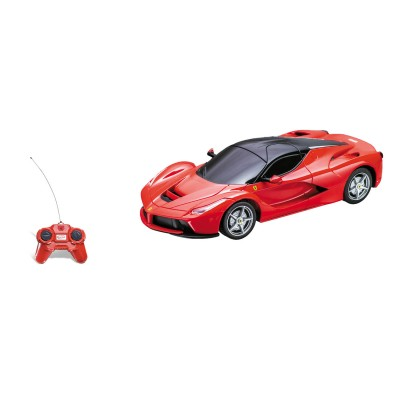 voiture radiocommand e la ferrari jeux et jouets mondo avenue des jeux. Black Bedroom Furniture Sets. Home Design Ideas