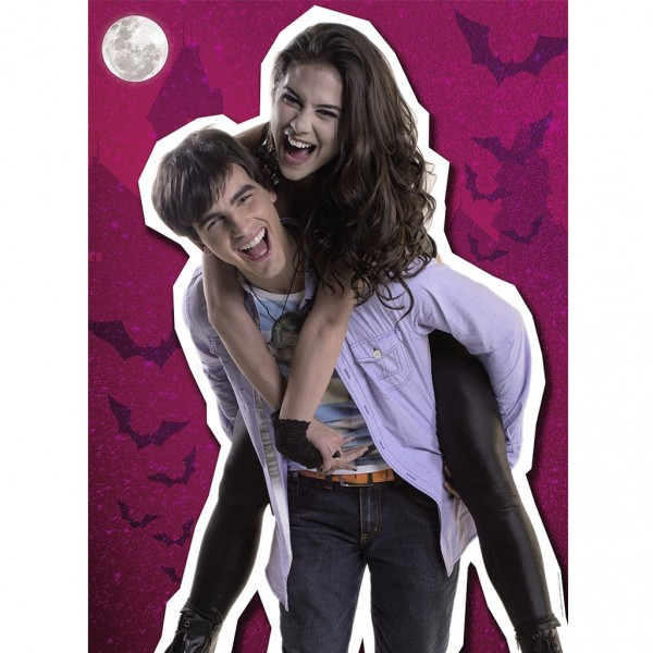 Puzzle 150 pièces : Chica Vampiro : Daisy et Max - Nathan-Ravensburger-86810
