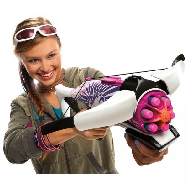 Arbalète Nerf Rebelle - Hasbro-A4740