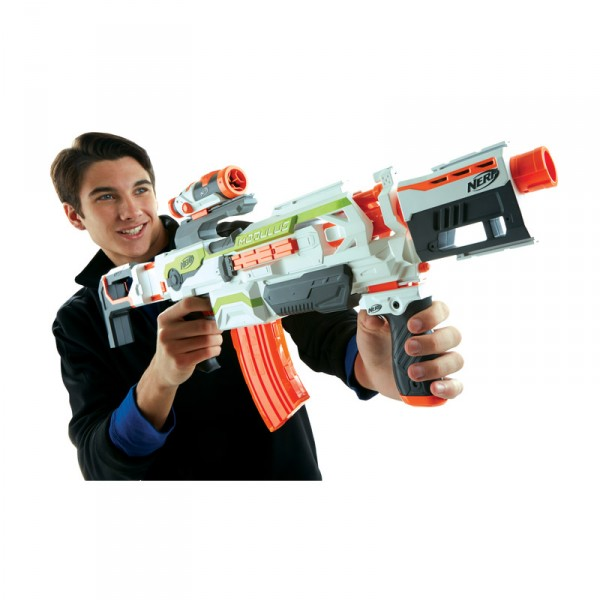 Nerf Modulus et double chargeur - Hasbro-B5113