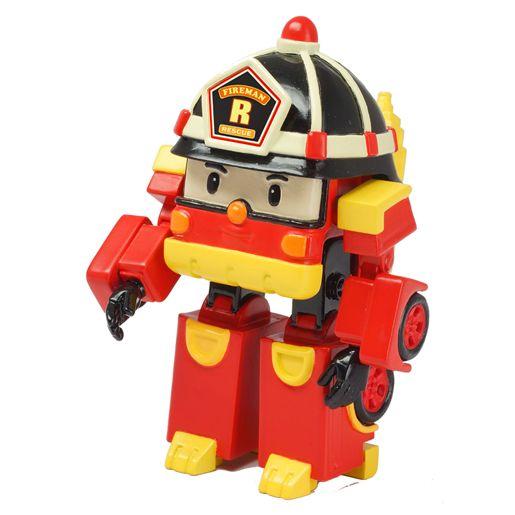 Figurine robocar poli 8cm roy jeux et jouets ouaps avenue des jeux - Robocar poli jeux gratuit ...