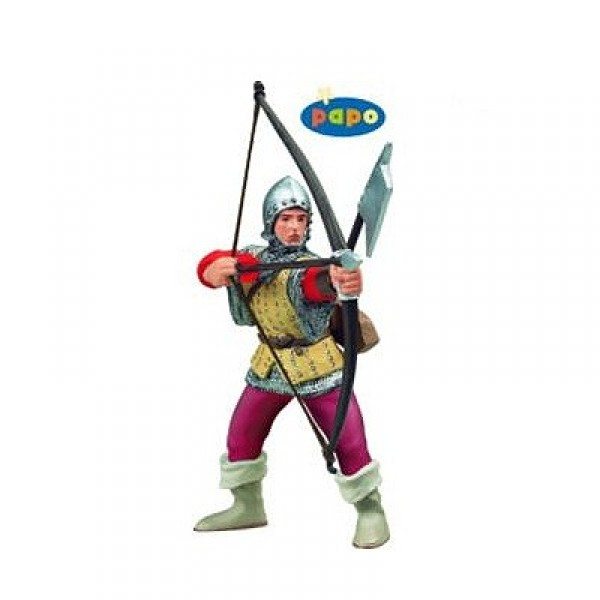 Figurine Archer rouge - Papo-39384