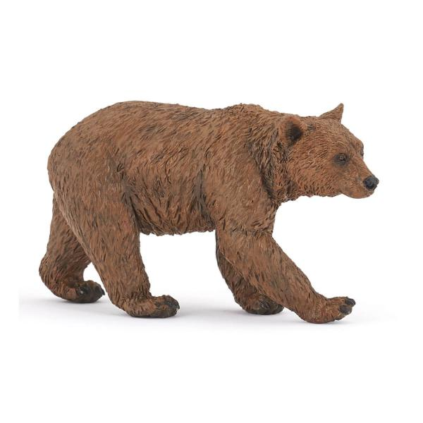 Figurine Ours brun - Papo-50240