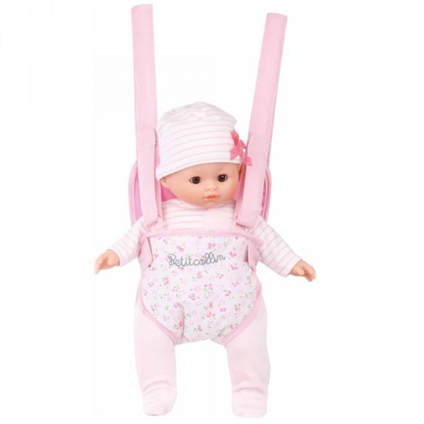 5a45446d9c96 Porte bébé pour poupée - Jeux et jouets Petitcollin - Avenue des Jeux