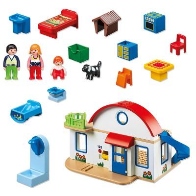 Construire maison de campagne playmobil ventana blog - Plan maison de campagne playmobil ...