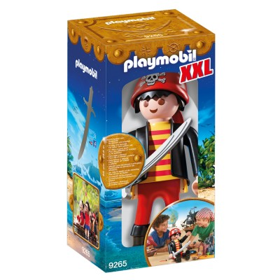 playmobil 9265 figurine xxl pirates jeux et jouets. Black Bedroom Furniture Sets. Home Design Ideas