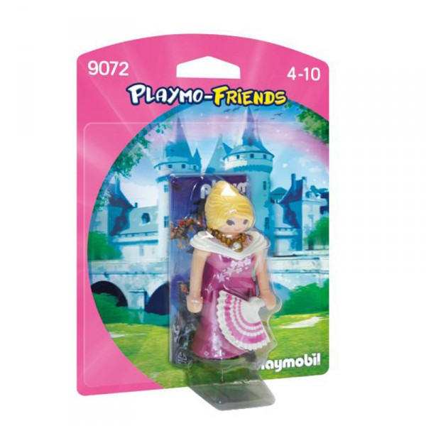 Playmobil 6828 Playmo-Friends : Princesse avec éventail - Playmobil-9072
