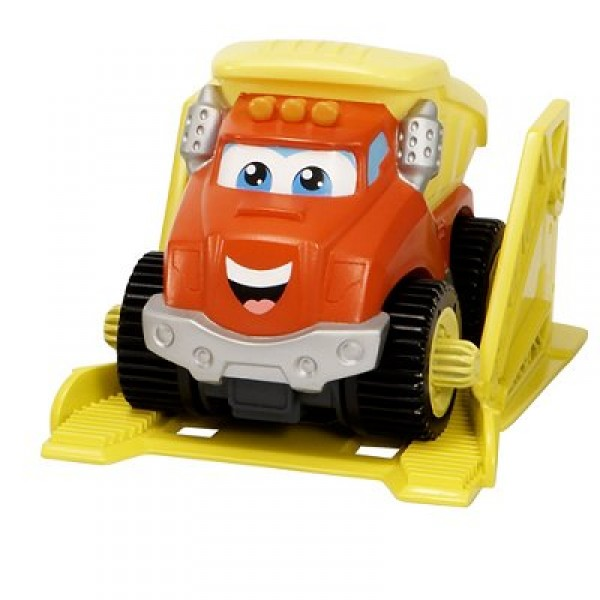Camion de benne motorisé - Chuck and Friends : Chuck - Hasbro-94623-94624