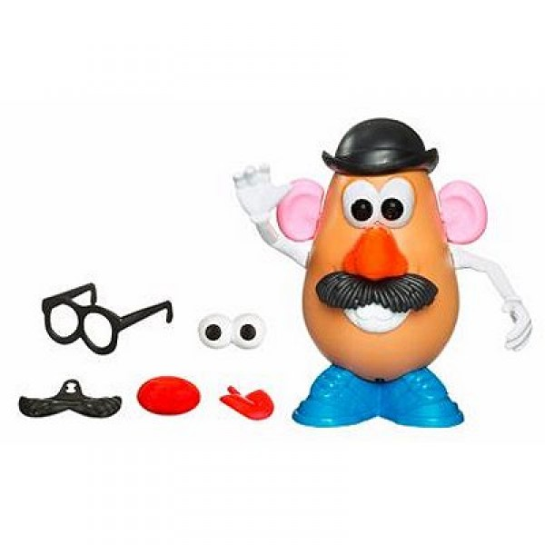 Monsieur Patate - Toy Story 3 - Hasbro-19759-19758