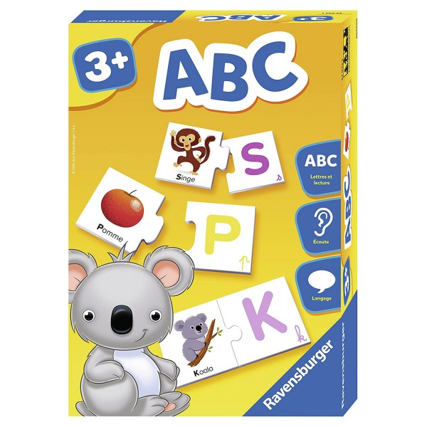 ABC - Ravensburger-24042