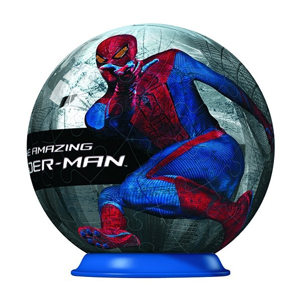 Puzzle ball 54 pièces - Spiderman : La menace - Ravensburger-11893-04