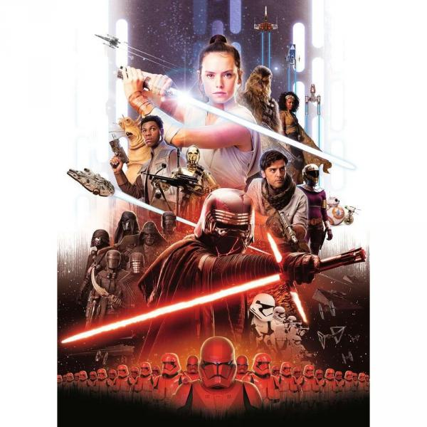 Puzzle 1000 pièces - Star Wars : L'Ascension de Skywalter n°1 Star Wars 9 - Ravensburger-14990