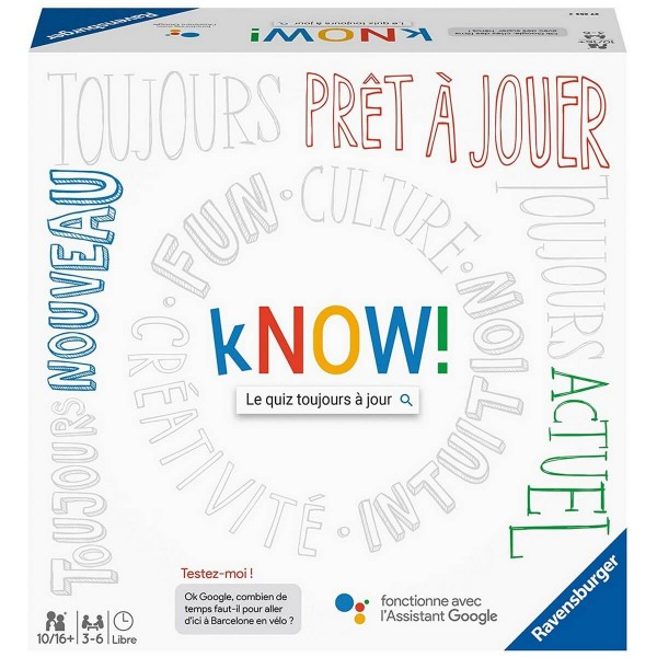 kNOW! - Ravensburger-27253