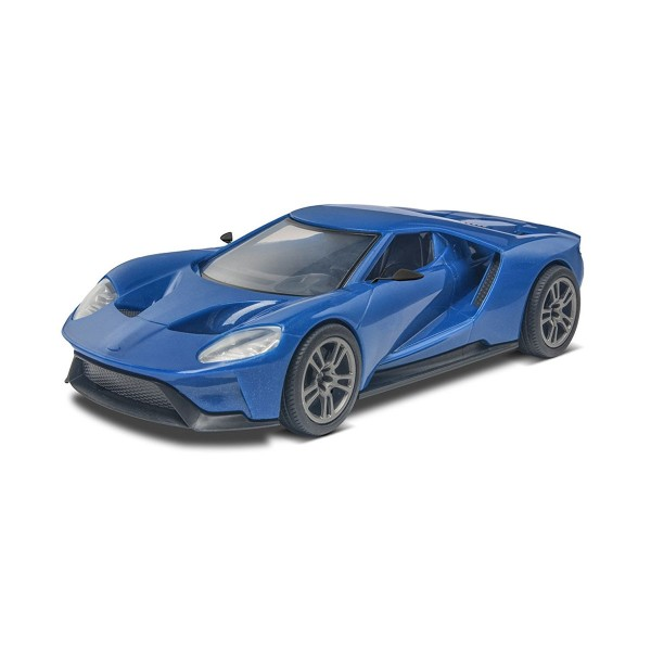 Maquette Voiture : Ford GT - Revell-85-11987