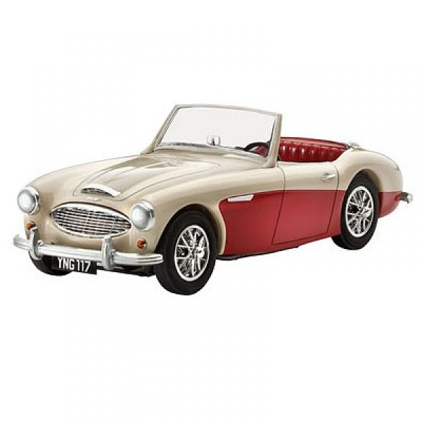Austin Healey 100-Six - Revell-00023