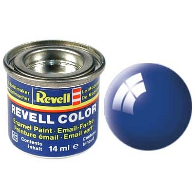 Bleu France brillant n°52 - Revell-32152