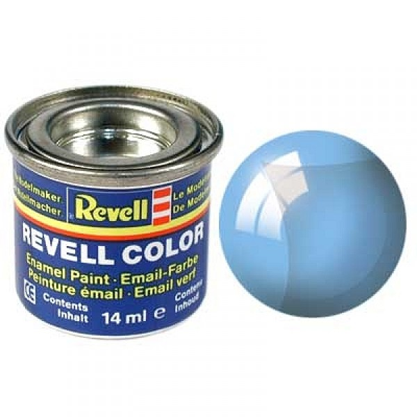 Bleu transparent n°752 - Revell-32752