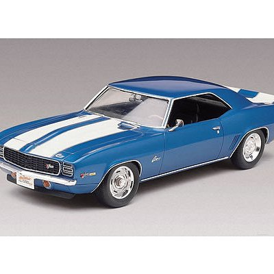 Maquette voiture : Camaro Z/28 1969 - Revell-85-17457