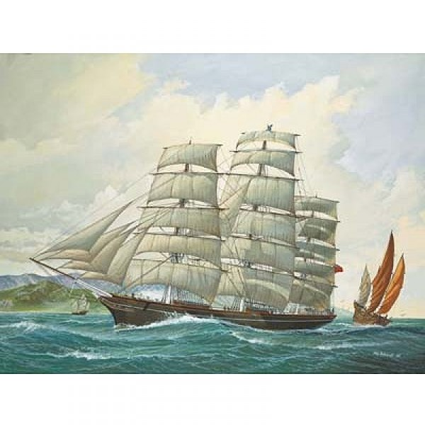 Clipper Cutty Sark - Revell-05409