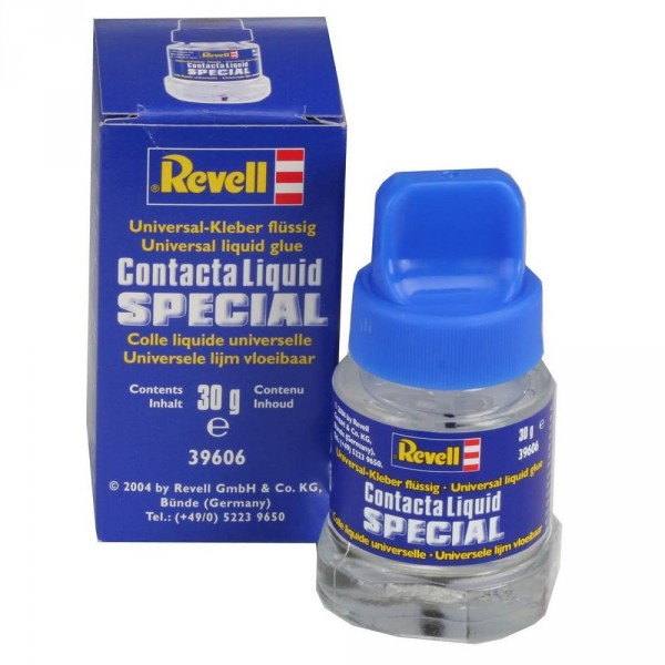 Colle Contacta Liquid Special : Flacon 30 g - Revell-39606