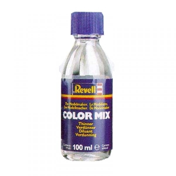 Diluant Color Mix : Flacon de 100 ml - Revell-39612
