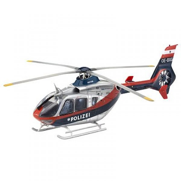 Maquette hélicoptère : Eurocopter EC-135 Police - Revell-04649