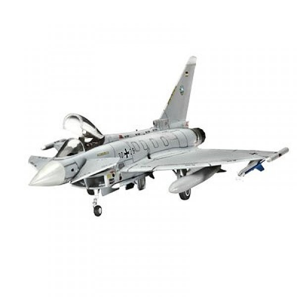 Maquette avion : EuroFighter Typhoon  Monoplace - Revell-04282