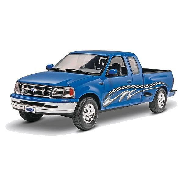 Maquette voiture : Ford F-150 XLT 1997 - Revell-85-17215