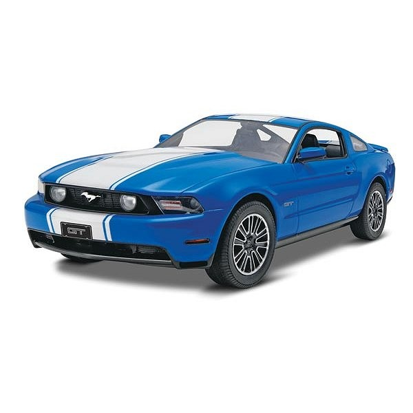Maquette voiture : Ford Mustang GT 2010 - Revell-85-14272