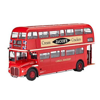 maquette bus imp riale londonien revell rue des maquettes. Black Bedroom Furniture Sets. Home Design Ideas