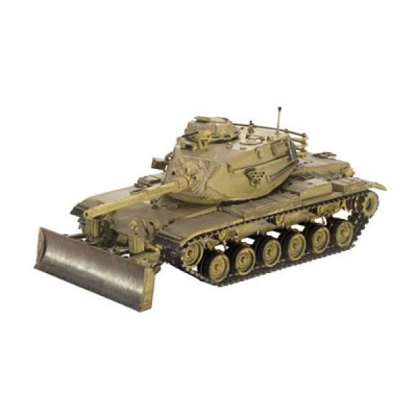 Maquette Char : M60 A3 with M9 dozer blade - Revell-03175