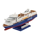 Maquette Bateau civil : M/S Color Magic