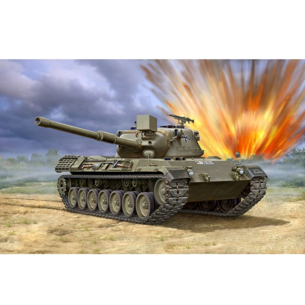 Maquette Char : Leopard 1 - Revell-03240