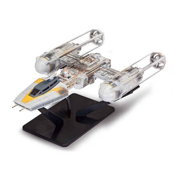 Maquette Star Wars : Y-Wing Fighter - Revell-06699