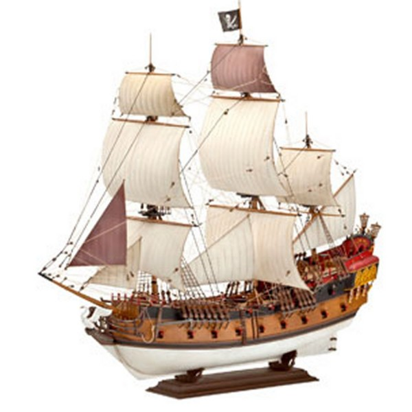 Maquette voilier : Bateau pirate - Revell-05605