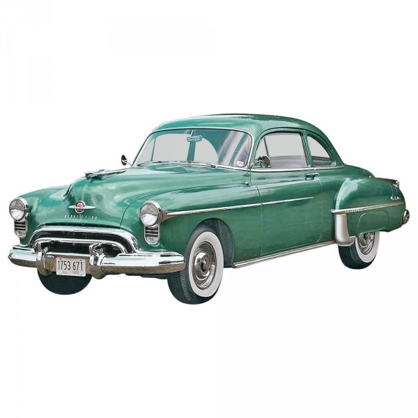 Maquette voiture : '50 Oldsmobile Club Coupe 2 'n 1 - Revell-85-14254