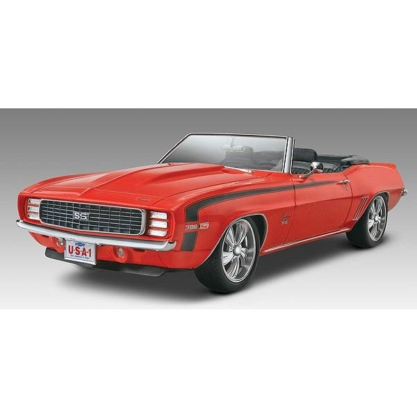 Maquette voiture : '69 Camaro convertible - Revell-85-14929