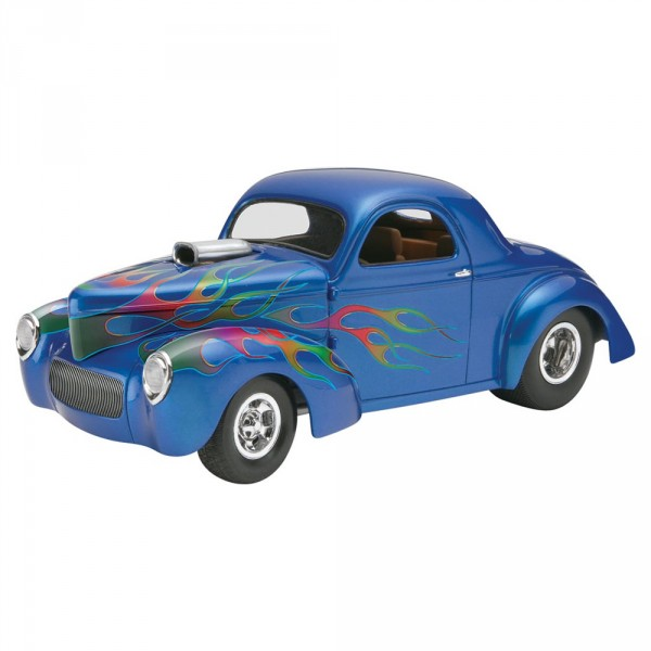 Maquette voiture : Willys Street Rod - Revell-85-14909