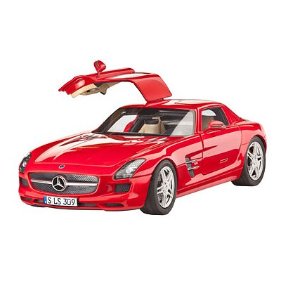 Maquette voiture : Mercedes:Benz SLS AMG - Revell-07100