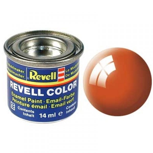 Orange brillant n°30 - Revell-32130