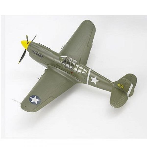 Maquette avion : Original Heroes : Curtiss P-40E Tomahawk - Revell-00409
